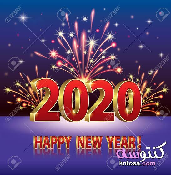 أجدد صور رأس السنة 2020 kntosa.com_01_20_157
