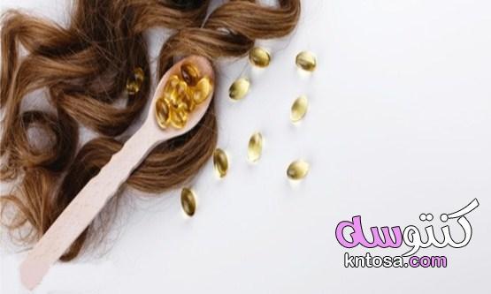 فوائد تمشيط الشعر بالمقلوب وقبل النوم وأثناء الاستحمام kntosa.com_01_21_161