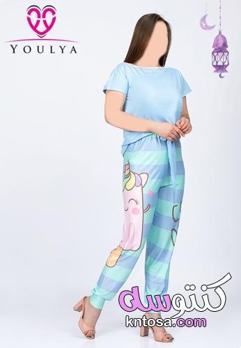قمصان نوم مثيرة للعرايس بالصور،ملابس نوم لشهر العسل 2021 kntosa.com_01_21_162