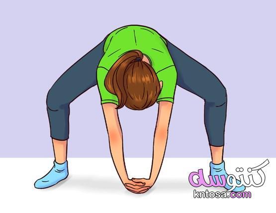 كيف أصلحت ظهري أثناء تمرين مدته 7 دقائق لمدة 30 يومًا.لعلاج الآلام.. 5 تمرينات رياضية للظهر kntosa.com_02_20_158