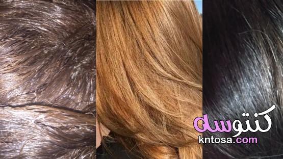 صبغ شعر بني غزالي فاتح مظهر كلاسيك وجذاب ابهريهم بجمالك kntosa.com_02_21_161