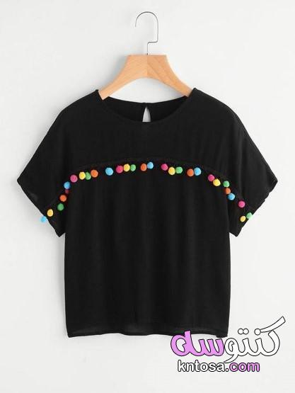 أفكار لاعادة تدوير الملابس القديمة، خدع و حيل ستغير ملابسك تماماً ,أفكار مدهشة لتجديد أشكال ملابسك kntosa.com_03_19_156