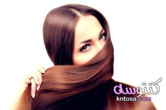 نصائح هامة للحفاظ على قوة ونعومة شعر المحجبات فى الصيف kntosa.com_03_19_156