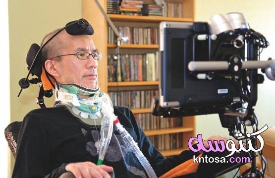 فرانسيس تساي.. الرسام الذي لم يمنعه فقدان الحركة من الإبداع kntosa.com_03_19_157