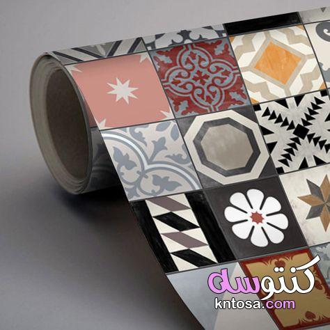 ملصقات بلاط: المنزل والمطبخ،جعل ملصقات البلاط تزيين سهل،كيفية تطبيق البلاط ثلاثي الأبعاد ملصقات kntosa.com_03_20_159