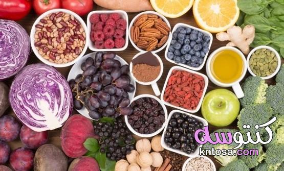 التغذية والرفاهية: 5 قواعد للأكل الصحي kntosa.com_03_21_161