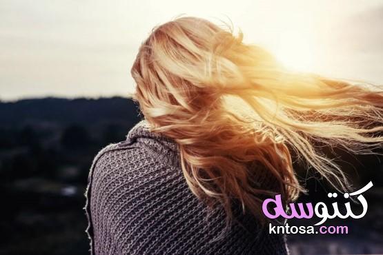 نصائح للحصول على شعر جميل وصحي kntosa.com_03_21_161