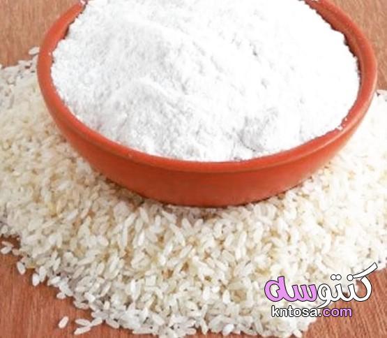 ماسك الأرز للوجه،قناع دقيق الأرز kntosa.com_03_21_161