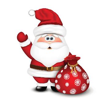 سكرابز الكريسماس2019,سكرابز بابا نويل للتصميم,سكرابز سانتا كلوز بدون خلفيه pngالمحترفين