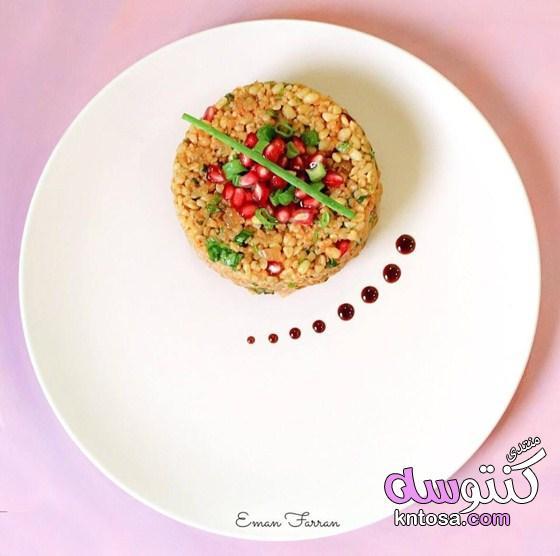 طريقة عمل آتشى التبولة الارمنية,وصفة تبولة ارمنية سهلة وسريعة,مكونات التبولة الأرمنية الذيذة kntosa.com_04_19_155
