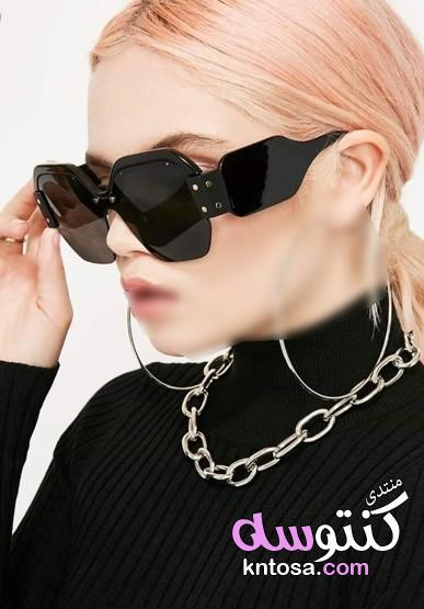 نظارات شمسية موضة 2019 روعة,موديلات نظارات شمسية,احدث اشكال نظارات شمسية,أجدد صيحات نظارات الشمس kntosa.com_04_19_155