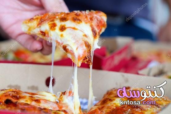 اشكال بيتزا هت بالصور , اشكال بيتزا جديده , اشكال البيتزا الايطالية , طريقة عمل البيتزا بالصور kntosa.com_04_19_157