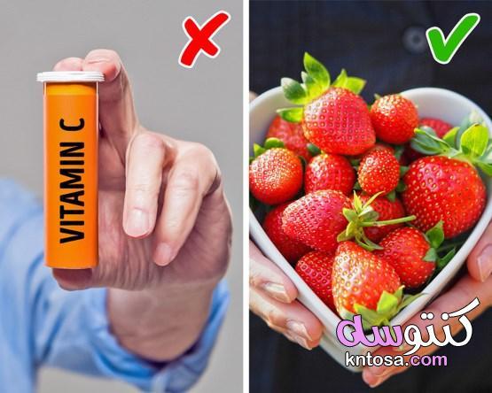 6 الفيتامينات والمكملات التي تعطيك الطاقة والقوة و هي آمنة 2020 kntosa.com_04_20_158