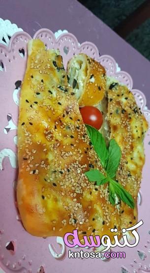 العجينة الذهبية السحرية لكافة المعجنات بيتزا - مناقيش - فطاير