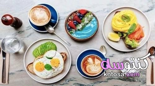 تناول وجبة الفطور تساعد في حرق الدهون وفقدان الوزن kntosa.com_04_21_162