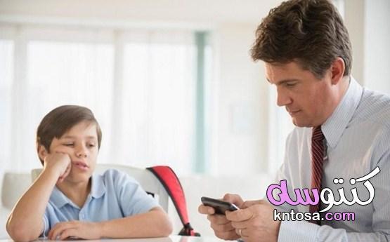 طرق تربية الأطفال وأثرها على العلاقات الزوجية.13 نصيحة ليشارككِ زوجك في تربية الأبناء kntosa.com_05_19_156