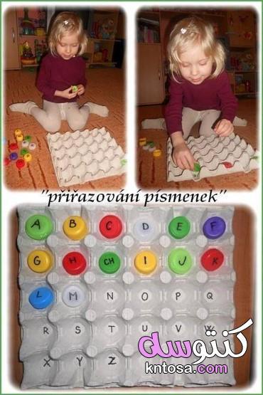 اعادة تدوير كرتون البيض بالصور - منتدى كنتوسه kntosa.com_05_21_162