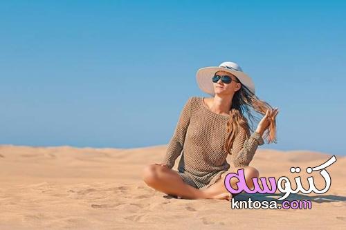 8 نصائح لإصلاح الشعر التالف بعد الصيف kntosa.com_05_21_162