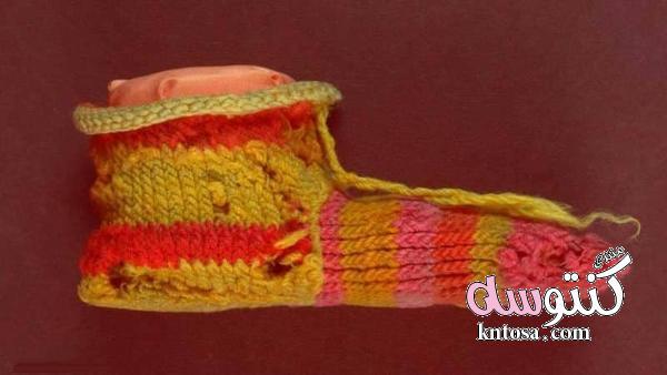 بالصور أقدم جورب مصري.تقنية متطورة تكشف أسرار أقدم جورب مصري kntosa.com_06_18_153