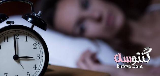 عدم النوم والقلق، القلق والتوتر عند النوم،الخوف والتوتر والقلق,سبب عدم النوم في علم النفس kntosa.com_06_18_153