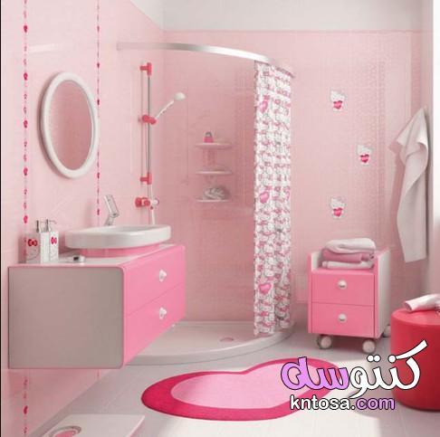 حمامات فخمه.حمامات راقيه.حمامات جديده.حمامات 2020.حمامات جميله للعرائس kntosa.com_06_19_157
