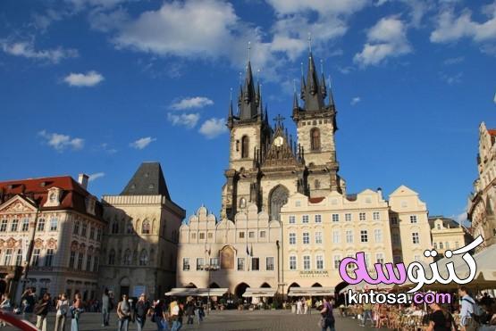 5 أشهر المعالم السياحية في براغ