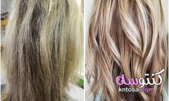 ما سبب تقصف الشعر وعلاجه نهائيًا بالوصفات الطبيعية kntosa.com_06_21_162