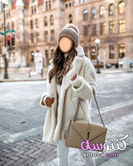 اول ستايل من الچواكت الفرو هو Cropped fur jacket لعام 2021 kntosa.com_07_20_160