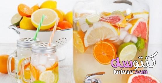 3 وصفات لشرب حرق الدهون kntosa.com_07_21_161