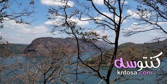 معالم طبيعية في كيرلا الهندية