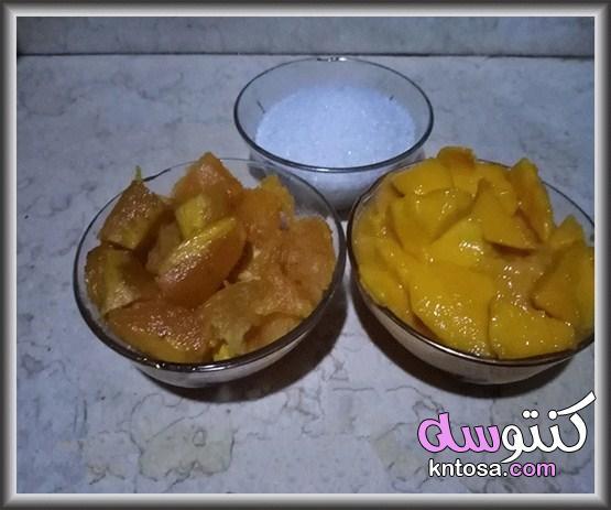 طريقة عمل عصير المانجو بالبطاطا من مطبخي kntosa.com_08_19_156