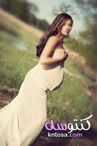 أفضل مكياج للمرأة خلال فترة الحمل kntosa.com_08_20_158