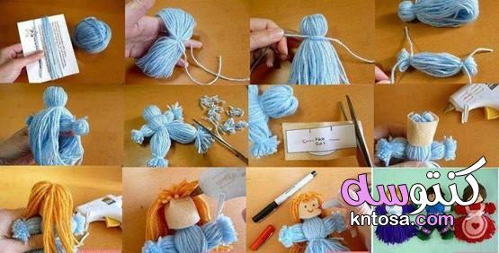 كيفية صنع الدمى يدوياً kntosa.com_08_21_162
