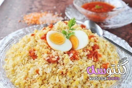 غيرى في مطبخك فى العيد.. طريقة عمل الكشرى الإسكندرانى kntosa.com_09_19_156