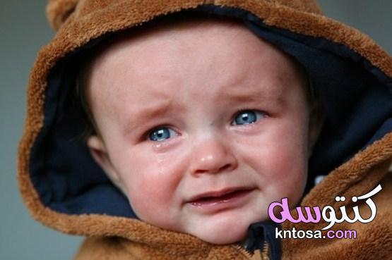 كيف يمكنني إيقاف بكاء الطفل الرضيع,لماذا يبكي الأطفال,التعامل مع بكاء الرضي kntosa.com_09_19_156