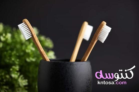 كيفية تنظيف فرشاة الأسنان،أهمية تنظيف فرشاة الأسنان، كيفية تنظيف أسنانك kntosa.com_09_19_157
