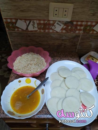 توست البطاطس شكل رائع ولذيذ للبطاطس بثلاث مكونات أساسية kntosa.com_09_20_159