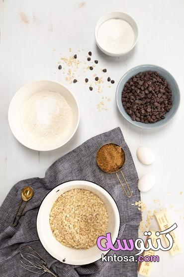 بسكويت الشوفان: وصفة صحية ولذيذة kntosa.com_09_21_162