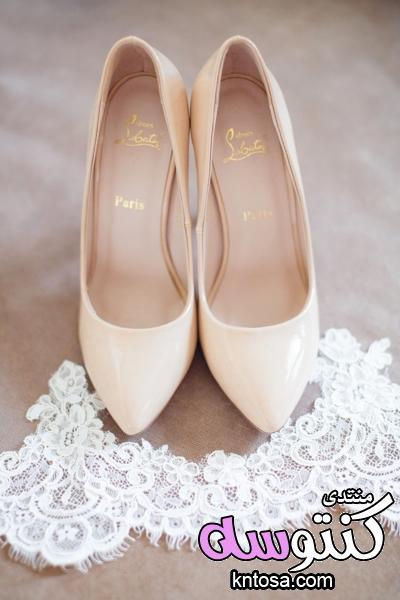 احذية عرايس فخمة،اجمل احذية للعروس2019،موضة جزم للعروس2019,اشيك موديلات الجزم للعرايس,صور اشكال جزم kntosa.com_10_18_154
