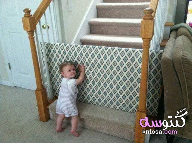 أفكار مهمة جداً لكل أم وأب للحفاظ على أطفالهم kntosa.com_10_19_154