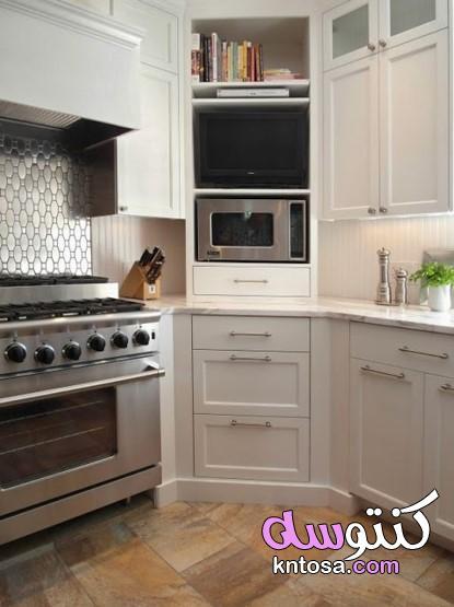 زوايا مطابخ مودرن,صور زوايا مطابخ,كيف تستغلين زوايا المطبخ,استغلال زاوية المطبخ,أفكار لزوايا المطبخ kntosa.com_10_19_156
