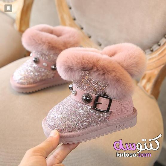 احذية بوت بناتى , هاف بوت اطفال بنات , بوت بناتي 2019 kntosa.com_10_19_156