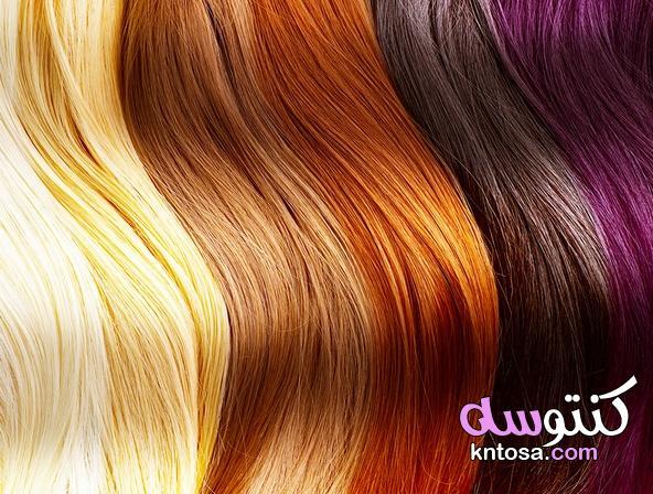 طرق صبغ الشعر في البيت بمواد طبيعية باللون الأحمر والأسود والبني زي الصالونات تمامًا kntosa.com_10_21_161