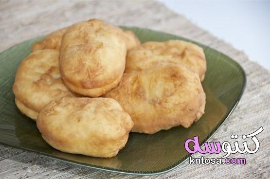 طريقة عمل فطائر الدجاج المقلية لسفرة شهر رمضان أكلة سريعة ولذيذة kntosa.com_10_21_161