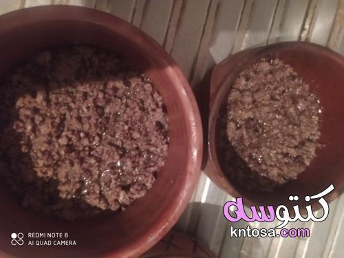 طريقة تحضير طاجن مكرونة باللحمة المفرومة - جوا الحلة