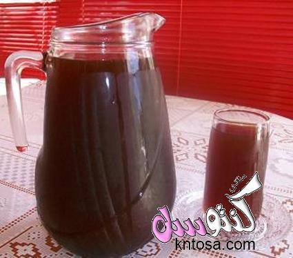 طريقة عمل عصير التمر الهندي المعجون.طريقة عمل التمر هندي مثل المحلات.طريقة عمل مشروب التمر هندى kntosa.com_11_18_153