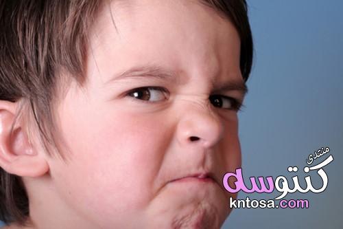العناد عند الأطفال وأسبابه وعلاجه..أساليب للتعامل مع الطفل العنيد kntosa.com_11_19_155