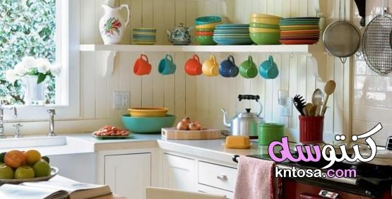 اجمل صور ديكورات مطابخ صغيرة 2020،صور مطابخ بسيطة و انيقة لست البيت،مطابخ مودرن،الوان مطابخ جديدة
