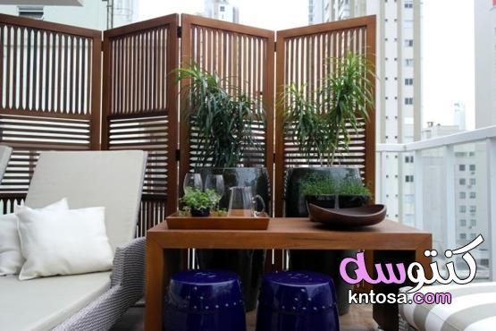تصاميم وديكورات فواصل خشبية لتقسيم وتجميل مساحات المنزل،فواصل لتقسيم الصالات والغرف،أنواع الفواصل kntosa.com_11_20_160