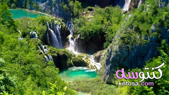 بحيرات بليتفيتش ، جنة طبيعية بين الجبال الكرواتية،طبيعة رائعة في بحيرات بليتفيتش - كرواتيا kntosa.com_11_20_160
